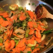 Garlic Ginger Stir-Fry