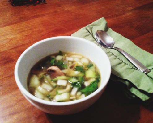 Immune Boost Soup